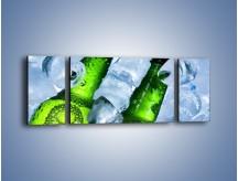 Obraz na płótnie – Czas na zimne piwko – trzyczęściowy JN148W5