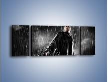 Obraz na płótnie – Brutalny męski świat – trzyczęściowy L105W5