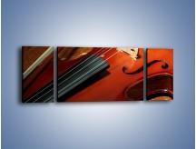 Obraz na płótnie – Instrument i muzyka poważna – trzyczęściowy O025W5
