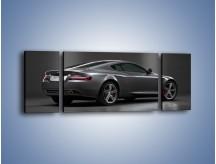 Obraz na płótnie – Aston Martin DB9 Coupe – trzyczęściowy TM059W5