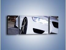 Obraz na płótnie – BMW E92 M3 Coupe – trzyczęściowy TM089W5