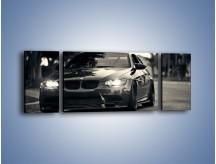 Obraz na płótnie – BMW M3 – trzyczęściowy TM092W5