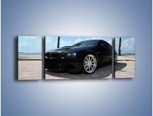 Obraz na płótnie – BMW M3 GTS – trzyczęściowy TM095W5