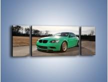 Obraz na płótnie – BMW E92 M3 Tuning – trzyczęściowy TM108W5