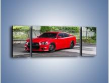 Obraz na płótnie – Dodge Charger SRT17 – trzyczęściowy TM113W5
