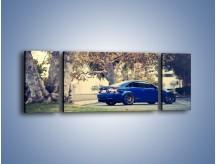 Obraz na płótnie – BMW M3 Coupe E101 – trzyczęściowy TM114W5
