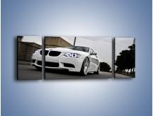 Obraz na płótnie – BMW M3 E92 Tuning – trzyczęściowy TM122W5