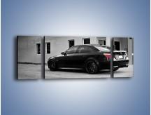 Obraz na płótnie – BMW M5 E69 – trzyczęściowy TM135W5