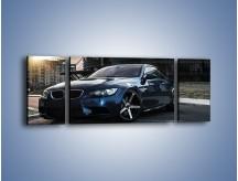 Obraz na płótnie – BMW E92 M3 – trzyczęściowy TM213W5