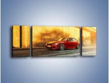 Obraz na płótnie – BMW 3 F38 – trzyczęściowy TM235W5