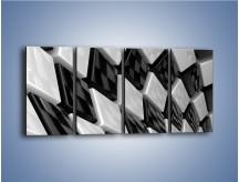 Obraz na płótnie – Czarne czy białe – czteroczęściowy GR425W1