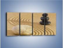 Obraz na płótnie – Harmonia podzielona na pół – czteroczęściowy O231W1