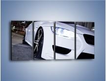 Obraz na płótnie – BMW E92 M3 Coupe – czteroczęściowy TM089W1