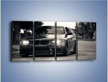 Obraz na płótnie – BMW M3 – czteroczęściowy TM092W1