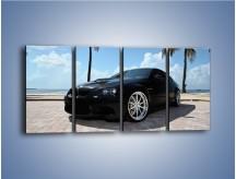 Obraz na płótnie – BMW M3 GTS – czteroczęściowy TM095W1