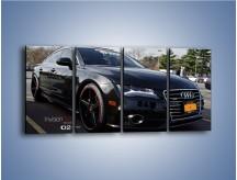 Obraz na płótnie – Audi A7 D2forged Wheels – czteroczęściowy TM099W1