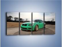 Obraz na płótnie – BMW E92 M3 Tuning – czteroczęściowy TM108W1