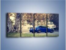Obraz na płótnie – BMW M3 Coupe E102 – czteroczęściowy TM114W1