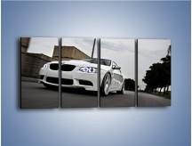 Obraz na płótnie – BMW M3 E92 Tuning – czteroczęściowy TM122W1