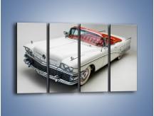 Obraz na płótnie – Buick 1958 Limited Convertible – czteroczęściowy TM185W1