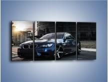 Obraz na płótnie – BMW E92 M3 – czteroczęściowy TM213W1