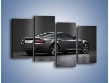 Obraz na płótnie – Aston Martin DB9 Coupe – czteroczęściowy TM059W2