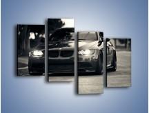 Obraz na płótnie – BMW M3 – czteroczęściowy TM092W2