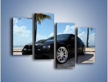Obraz na płótnie – BMW M3 GTS – czteroczęściowy TM095W2