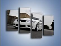 Obraz na płótnie – BMW M3 E92 Tuning – czteroczęściowy TM122W2