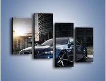 Obraz na płótnie – BMW E92 M3 – czteroczęściowy TM213W2