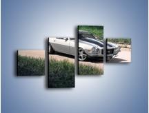 Obraz na płótnie – Chevrolet Camaro 1985 – czteroczęściowy TM105W3