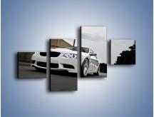 Obraz na płótnie – BMW M3 E92 Tuning – czteroczęściowy TM122W3