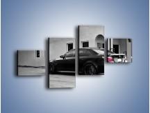 Obraz na płótnie – BMW M5 E72 – czteroczęściowy TM135W3