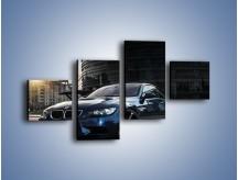 Obraz na płótnie – BMW E92 M3 – czteroczęściowy TM213W3