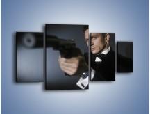 Obraz na płótnie – Bond. james bond – czteroczęściowy L239W4