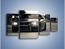 Obraz na płótnie – BMW M3 – czteroczęściowy TM092W4