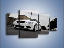 Obraz na płótnie – BMW M3 E92 Tuning – czteroczęściowy TM122W4