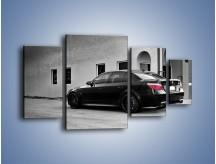 Obraz na płótnie – BMW M5 E73 – czteroczęściowy TM135W4
