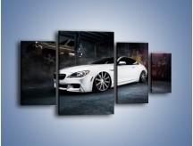 Obraz na płótnie – BMW M6 F13 Vossen Wheels – czteroczęściowy TM169W4
