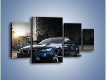 Obraz na płótnie – BMW E92 M3 – czteroczęściowy TM213W4