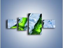 Obraz na płótnie – Czas na zimne piwko – czteroczęściowy JN148W5