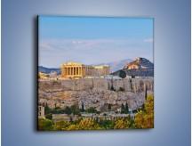 Obraz na płótnie – Ateńskie ruiny – jednoczęściowy kwadratowy AM162