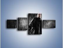 Obraz na płótnie – Brutalny męski świat – czteroczęściowy L105W5