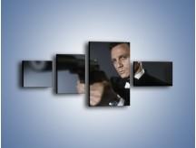 Obraz na płótnie – Bond. james bond – czteroczęściowy L239W5