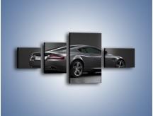Obraz na płótnie – Aston Martin DB9 Coupe – czteroczęściowy TM059W5