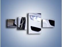 Obraz na płótnie – BMW E92 M3 Coupe – czteroczęściowy TM089W5