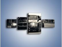 Obraz na płótnie – BMW M3 – czteroczęściowy TM092W5