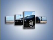 Obraz na płótnie – BMW M3 GTS – czteroczęściowy TM095W5