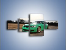 Obraz na płótnie – BMW E92 M3 Tuning – czteroczęściowy TM108W5