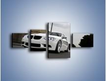 Obraz na płótnie – BMW M3 E92 Tuning – czteroczęściowy TM122W5